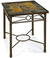 Metal U0026 Tile Table At Ossian Furniture!