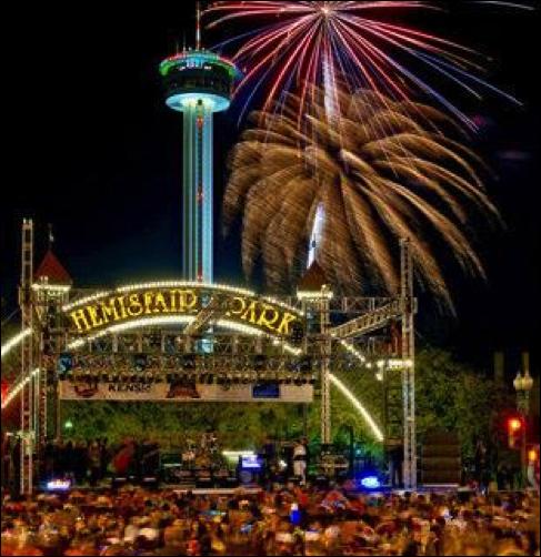 Celebrate San Antonio San Antonio New Year S Eve Celebrations Free Fun