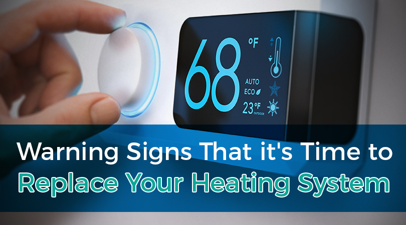 It S Time To Replace Your Heating System Heating Systems Energy