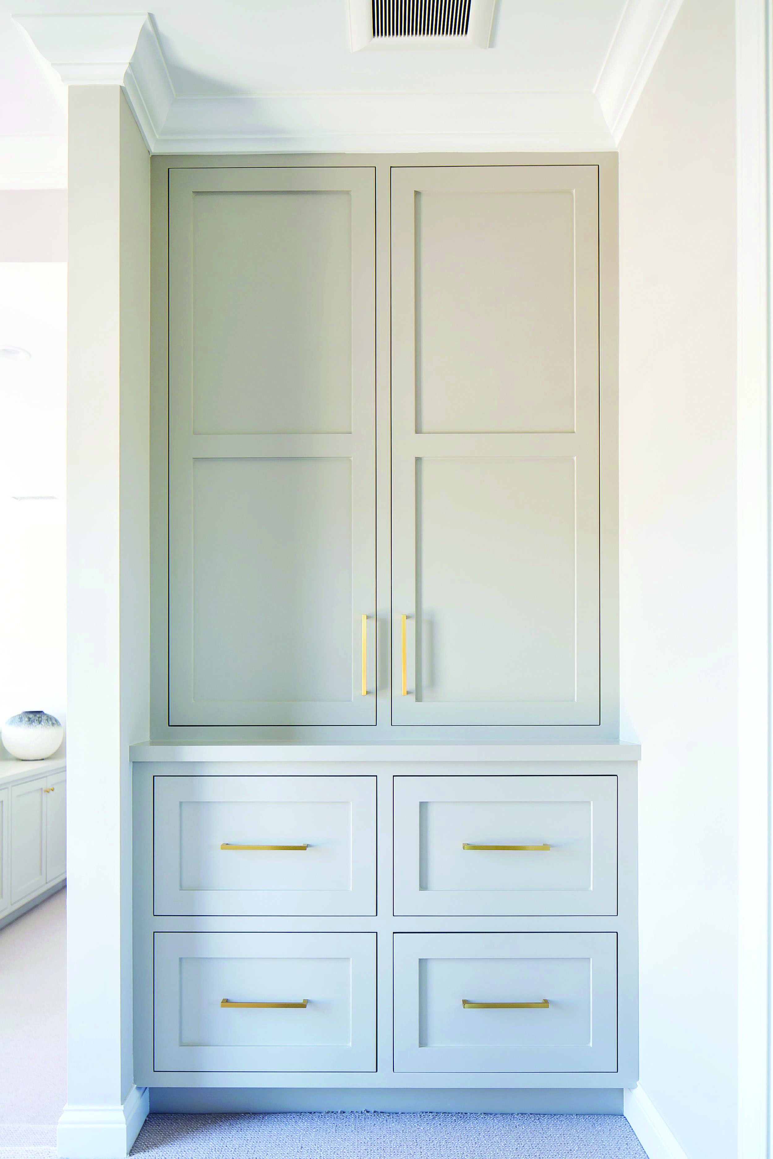 10 Classy Dining Room Storage Space Tips Built In Pantry