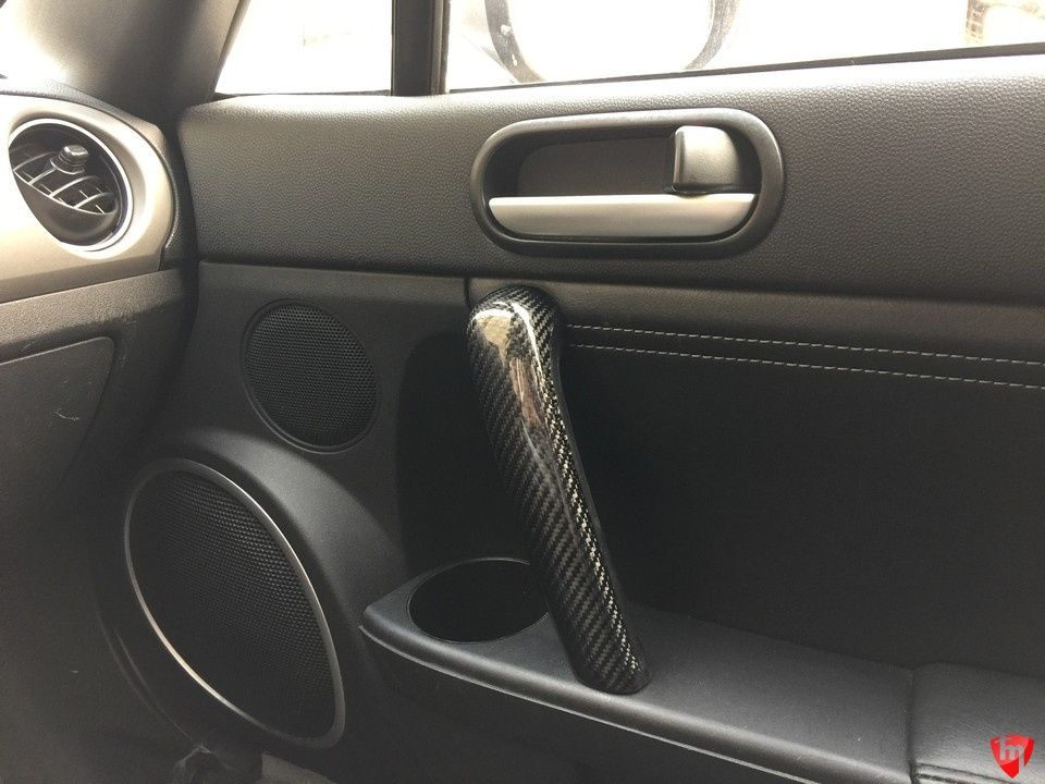 CarbonMiata Door Handles for NC | Mazda Miata MX-5 Parts u0026 Accessories | TopMiata & CarbonMiata Door Handles for NC | Mazda Miata MX-5 Parts ... pezcame.com