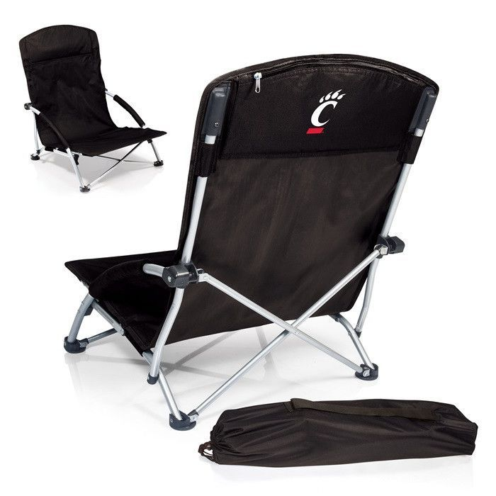 Use this Exclusive coupon code: PINFIVE to receive an additional 5% off the Cincinnati Bearcats Tranquility Beach Chair at SportsFansPlus.com