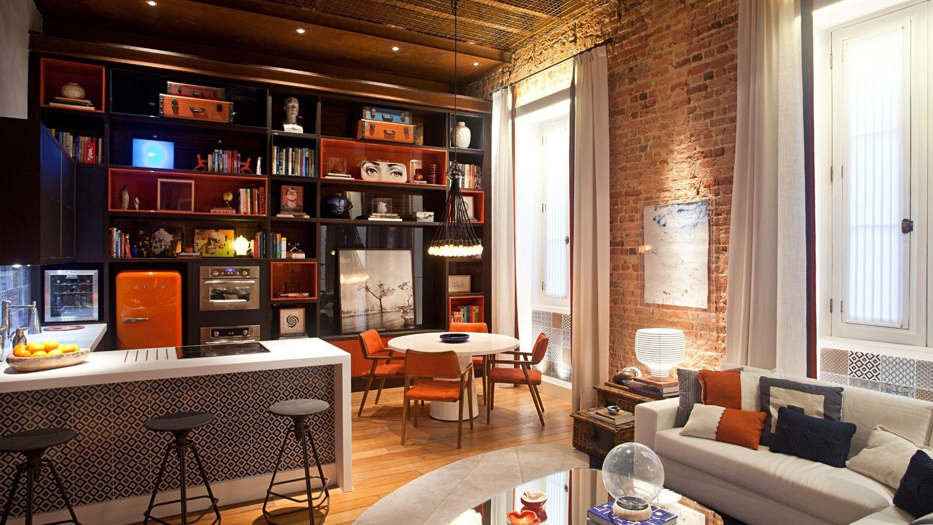 salaecozinha Architektur innenarchitektur, Loft wohnung