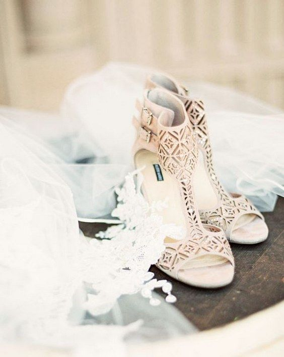 100 Pretty Wedding Shoes From Pinterest Wedding Shoes Bridal