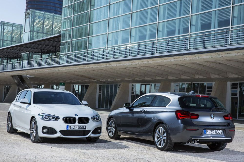 New Release 2016 BMW 1 Series Review View Model