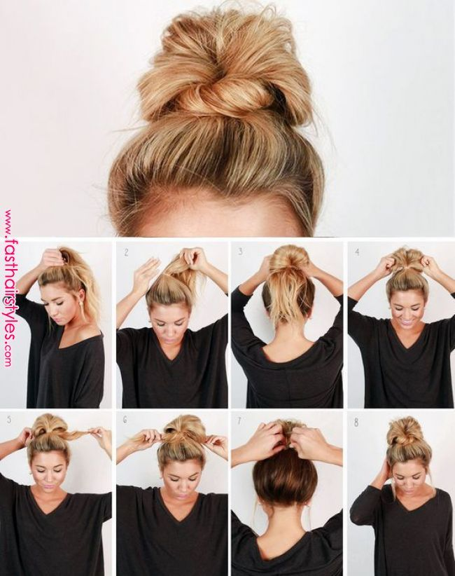 42 Easy Hairstyles Step By Step Diy Are You Feeling Bored With Your Regular Look If You Are Then You G Medium Hair Styles Easy Hairstyles Long Hair Styles