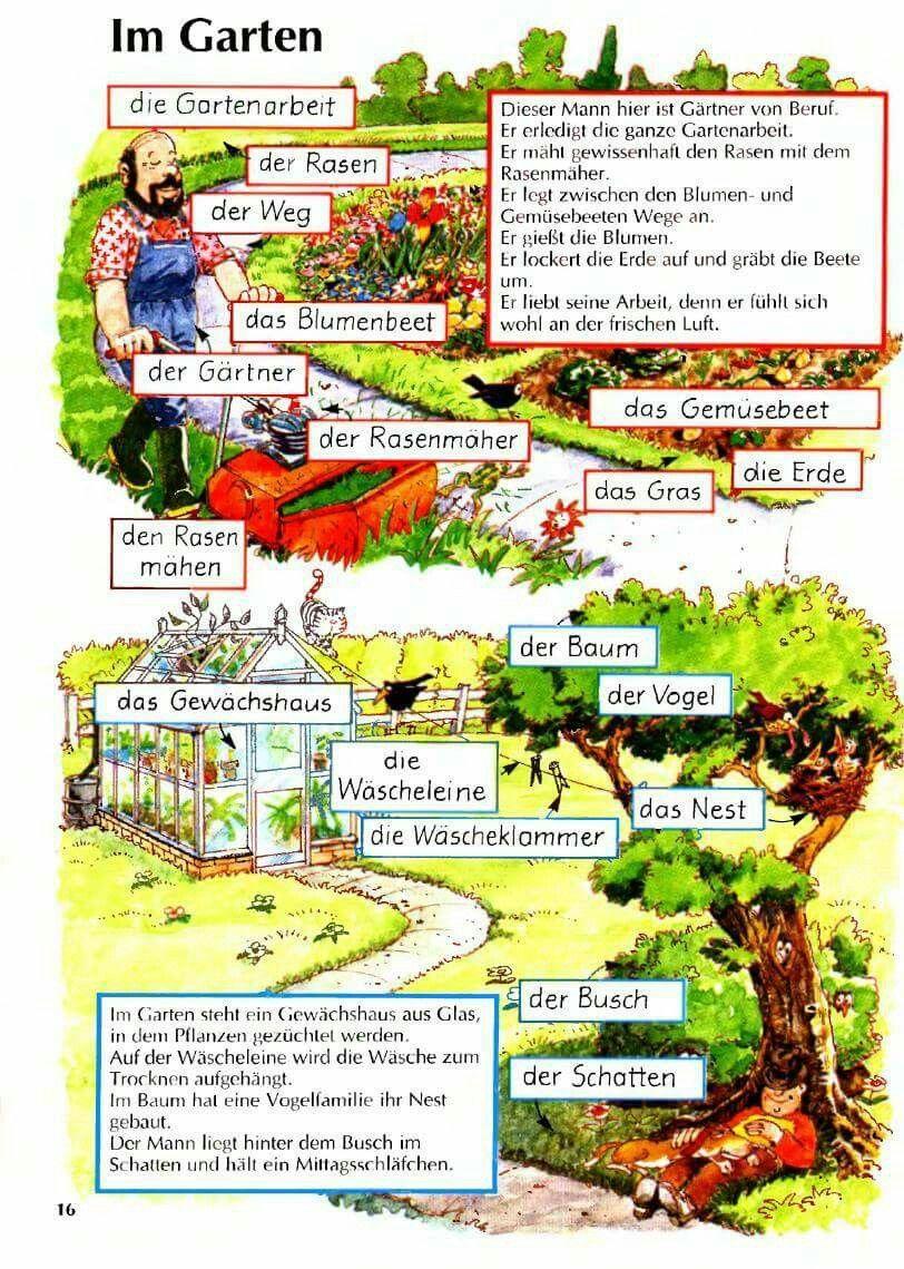 Inspirational Garten