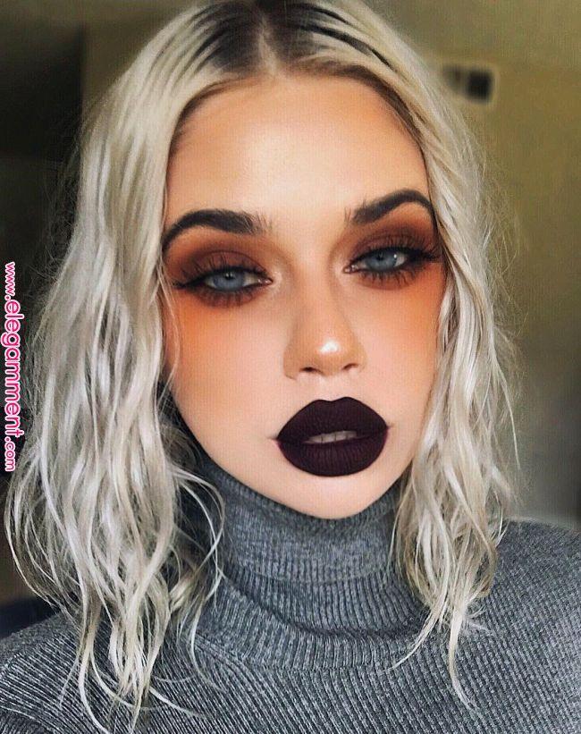 +50 Bold Makeup Looks to Try #fallmakeuplooks
