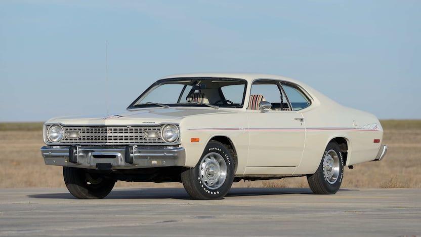 1974 Dodge Hang 10 Dart F149 Kissimmee 2018 Dodge Hot Rods Cars Muscle Mopar Cars