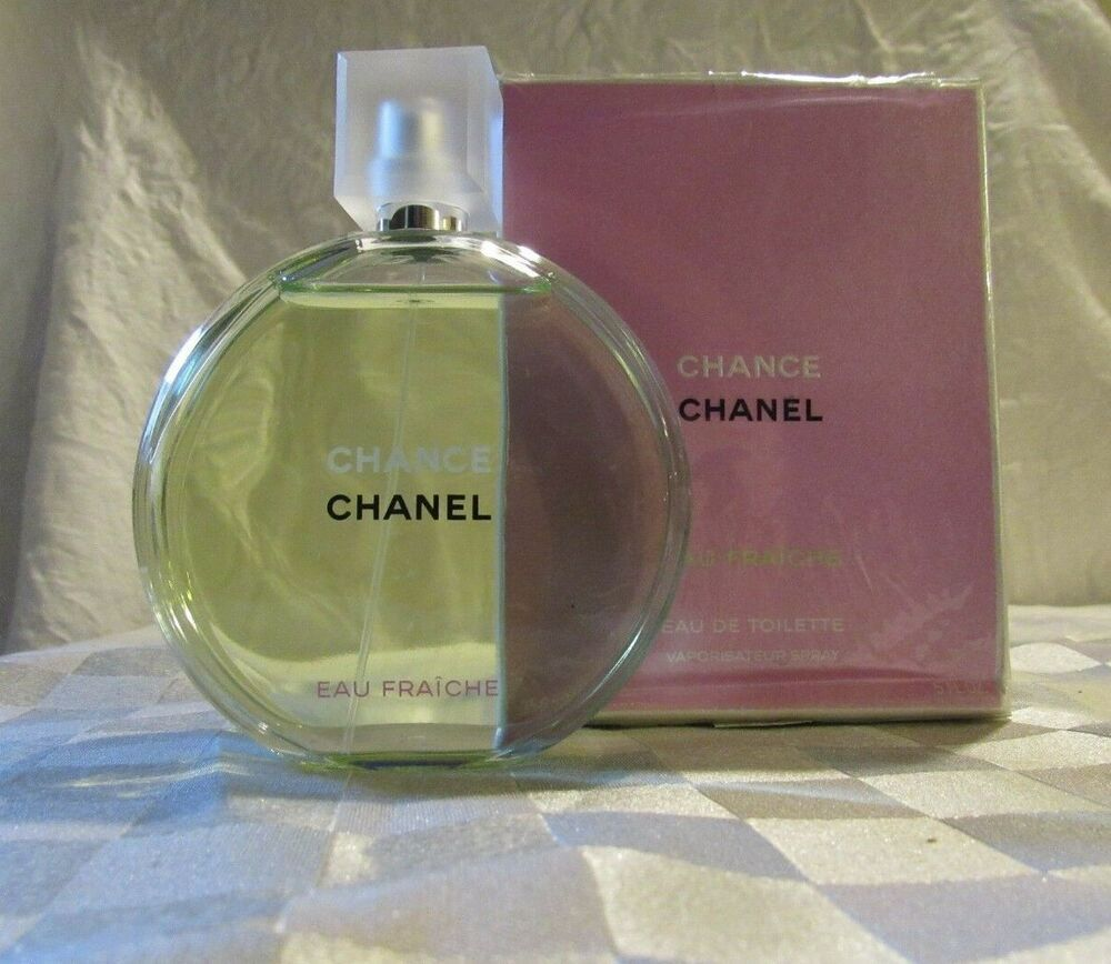 3e3d033d Details about CHANCE by CHANEL Perfumes All Products up to 150ml/5oz ...