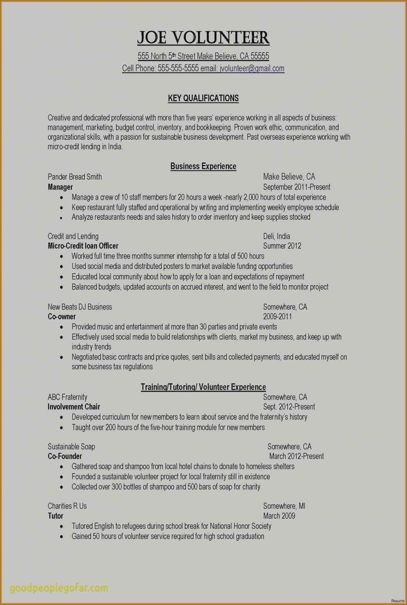 Pin on Modern resume design example