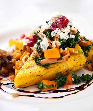 Best restaurant in cambridge with vegetarian options