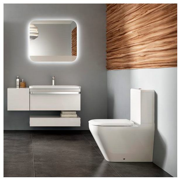 ideal standard tonic ii standtiefsp lklosett kombination mit aquablade k316001 megabad. Black Bedroom Furniture Sets. Home Design Ideas