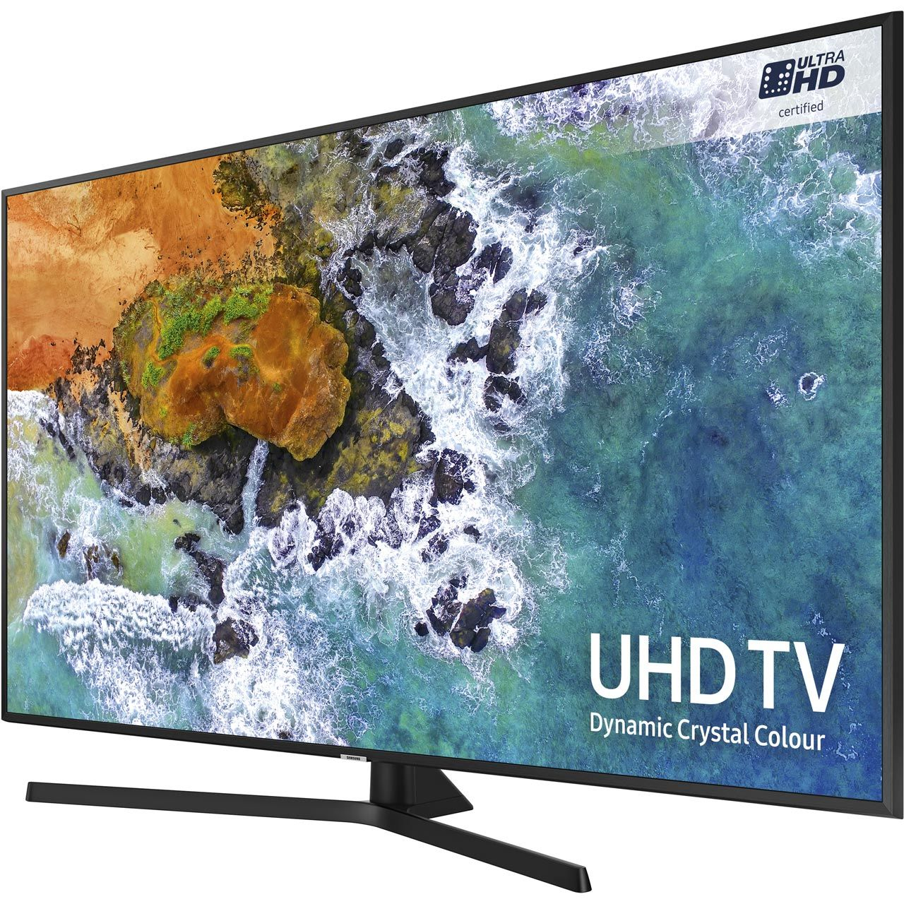 Ue43nu7400 Samsung 4k Uhd Tv With Hdr 43 Inches Ao Com
