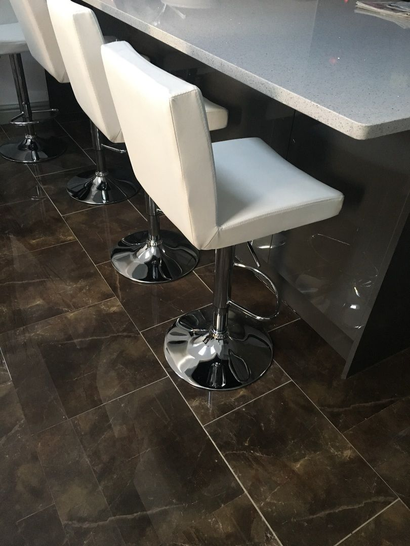 High Quality The Panama White Bar Stools From Lakeland Furniture. For Further Details On  This #Barstool