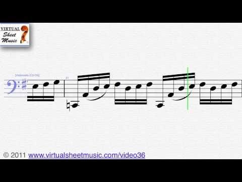 Johann Sebastian Bach, Six Suites