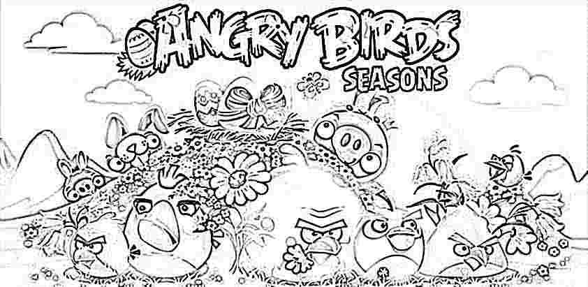 Angry Birds Halloween Coloring Pages Halloween Coloring Pages Halloween Coloring Family Coloring Pages