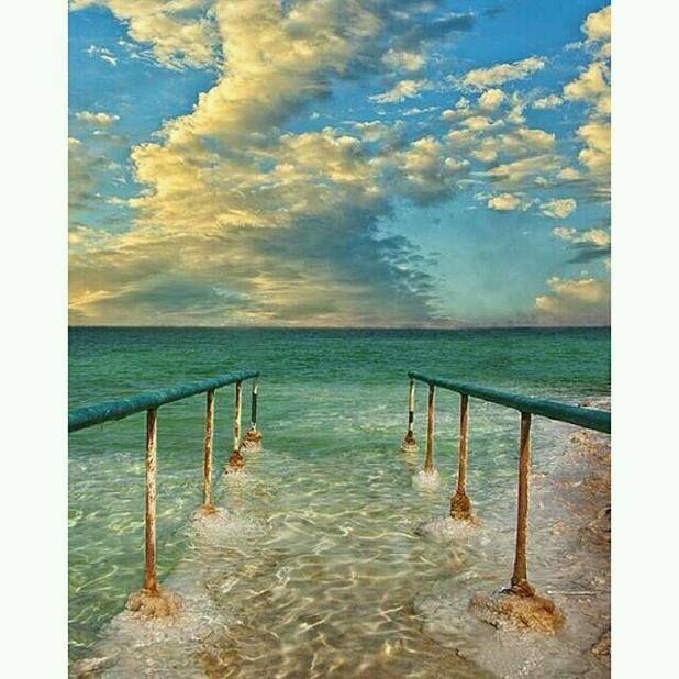 El Mar Muerto - Israel