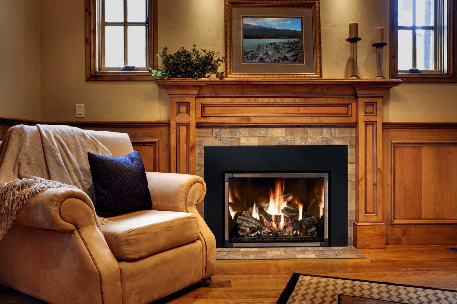 Mendota Hearth Gas Fireplaces And Gas Fireplace Inserts Are