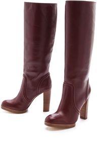 672387790c4 Women s Red Aila High Heel Boots