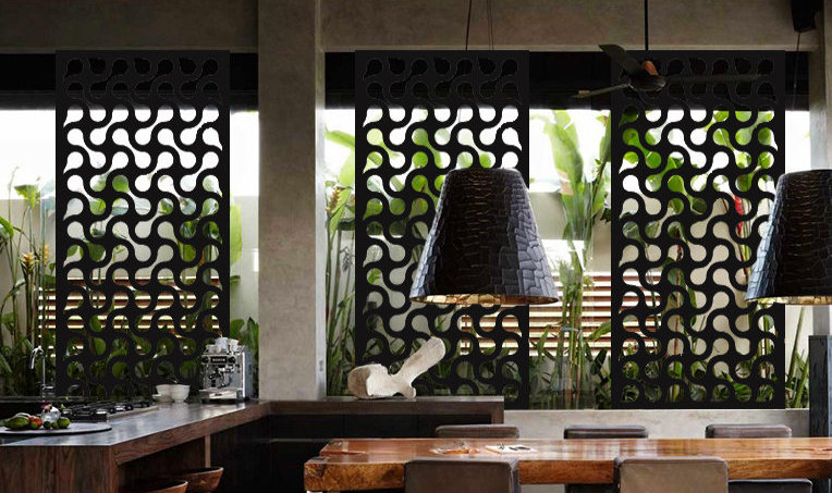 Laser Cut Decorative Screen Panels - Pacific Register Company