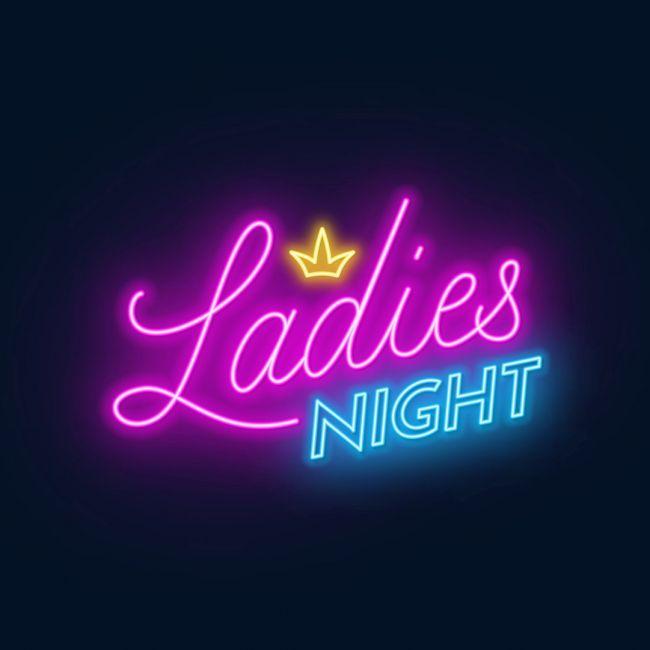 Ladies Night Led Neon Sign Neon Signs Ladies Night Neon