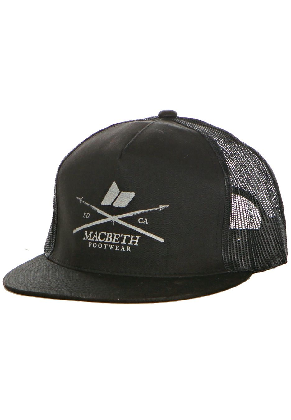 d81a2d82f44d8b Trucker hat design. Macbeth Footwear Holiday11 | Macbeth | Hats, Cap ...