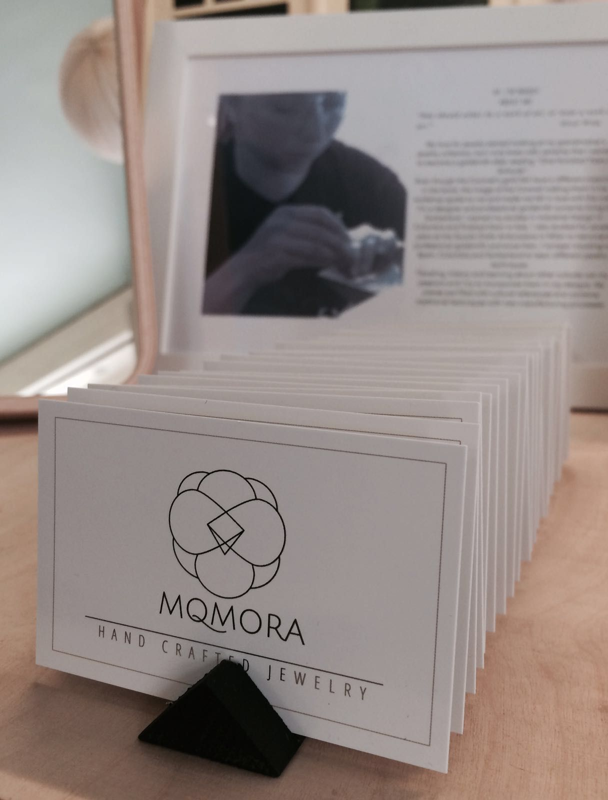 Mqmora hand crafted jewelry based in basel switzerland business mqmora hand crafted jewelry based in basel switzerland business cards colourmoves Image collections