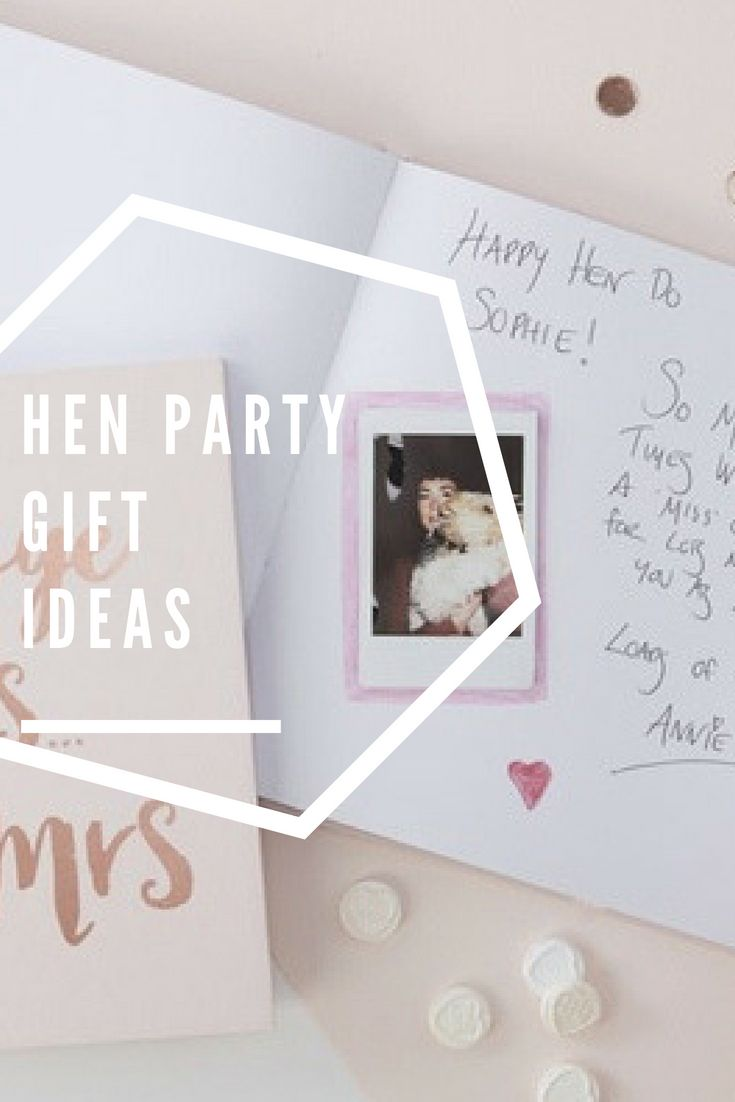 12 Perfect Hen Party Gifts Pinterest Hens And