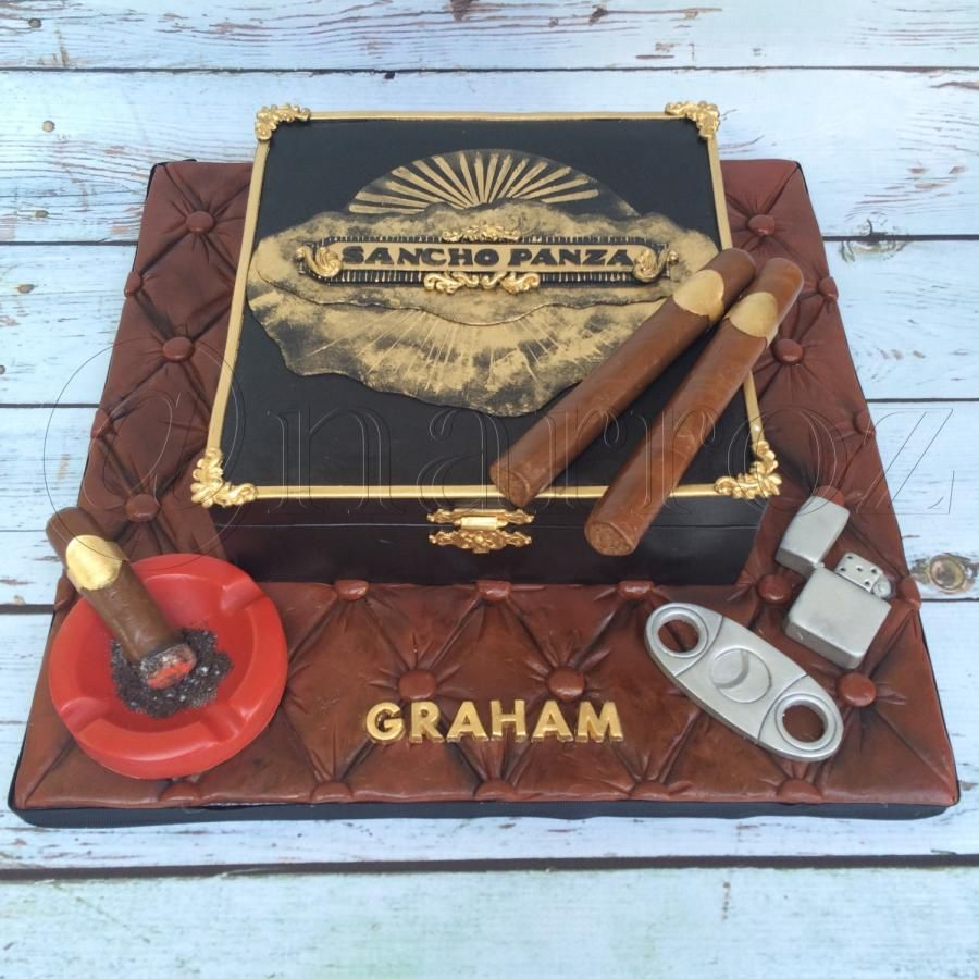 Cigar Box Cake Cake By Natasha Projects To Try In 2019