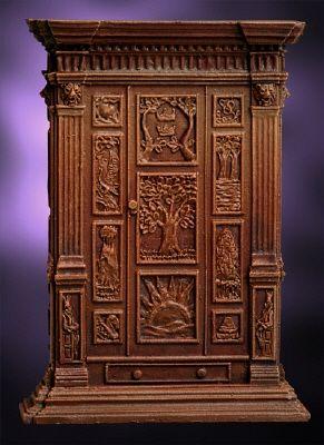 Andrea Miniatures 54mm Wardrobe Chronicles Of Narnia