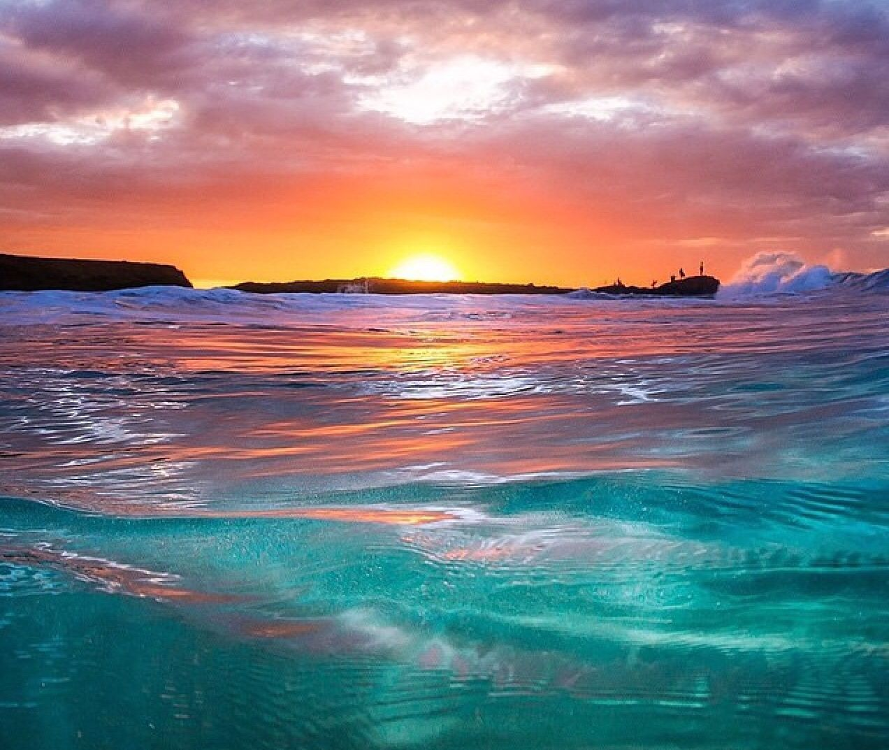 Gorgeous Ocean Photography Scenery Pictures Beautiful Landscapes