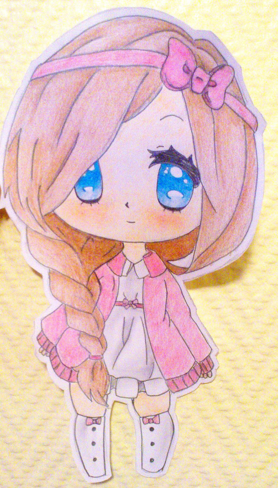 Pin by Elaine Montilla on DRAWING Chibi girl, Chibi girl