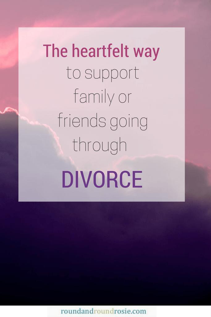離婚した人を助ける方法