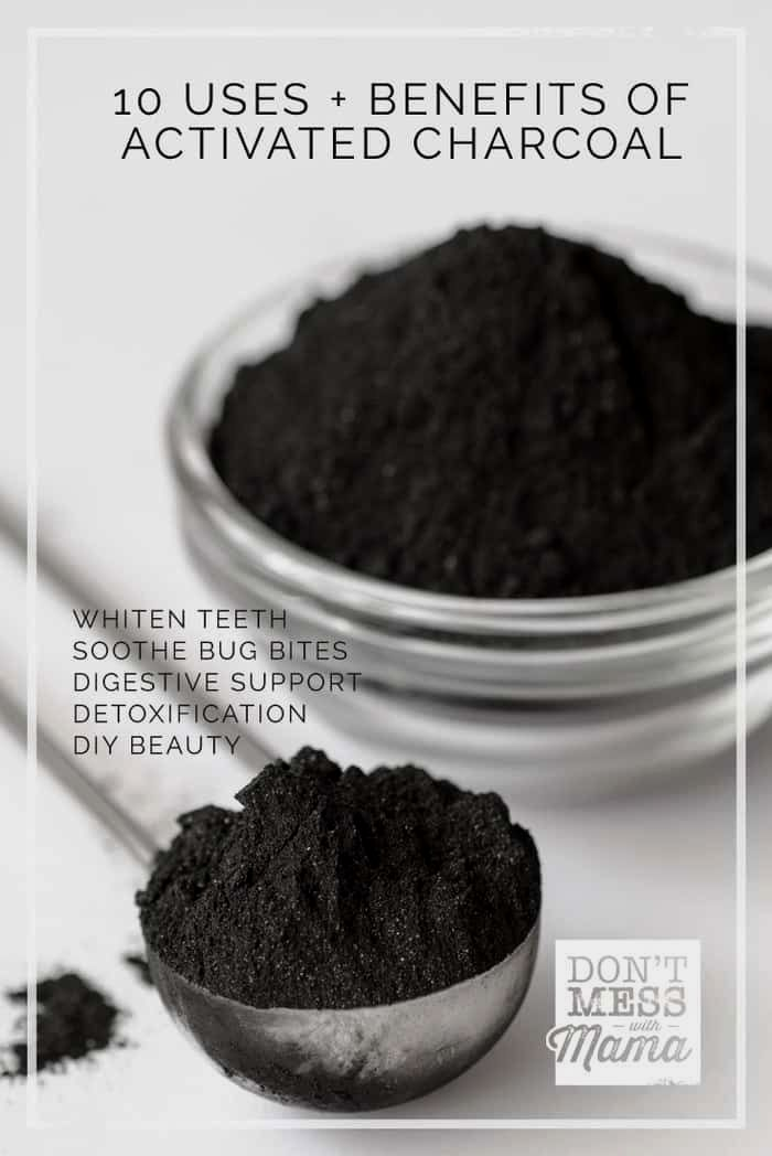 how to do natural   Activated charcoal benefits