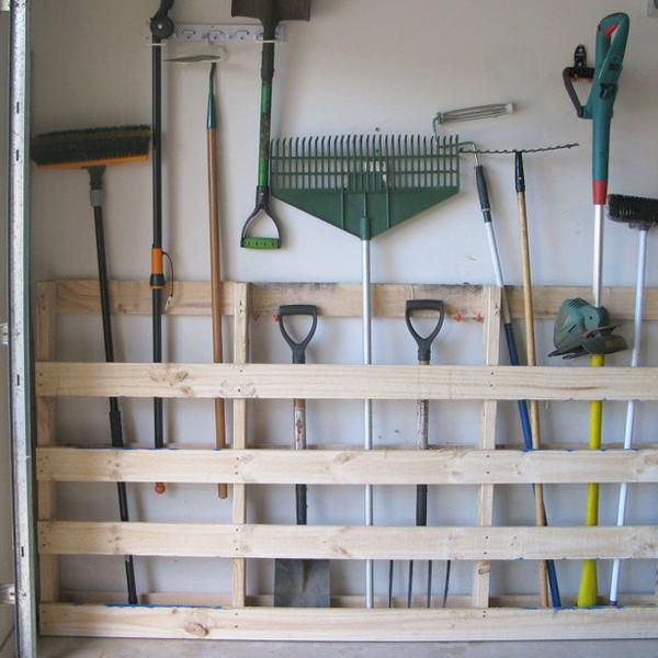 Super Simple Ideas For People Who Hate Yard Work: 11 Tool Organizing Ideas To Make Yard Work (Kinda, Sorta