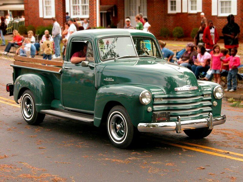 1953 Chevy Truck Chevy F S Trucks 1918 Current Pinterest