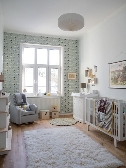 Tour Our Baby Boy S Nursery Before After Bubenzimmer