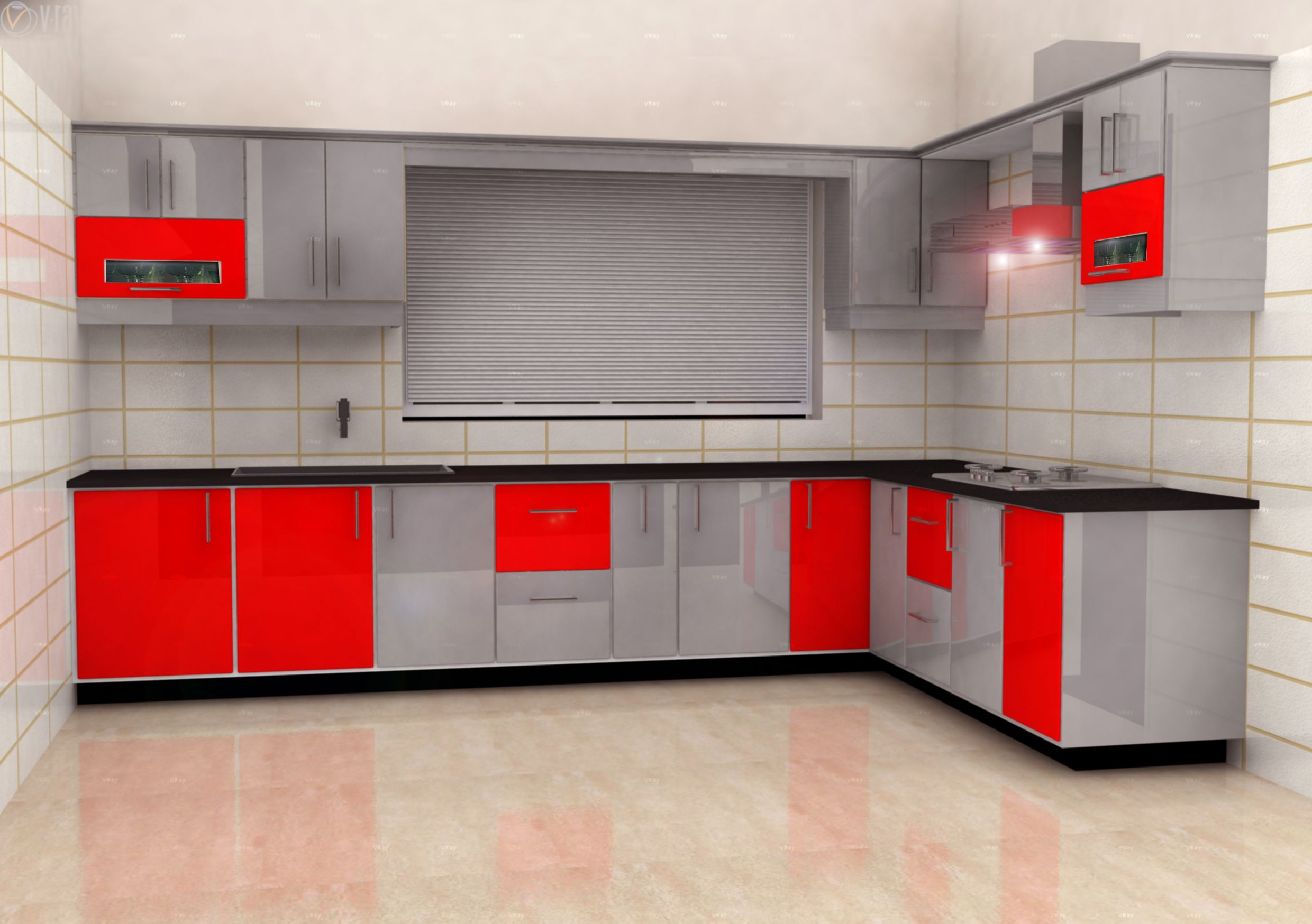 Modular Kitchen cabinet Style in Kozhikode | Kitchen ...