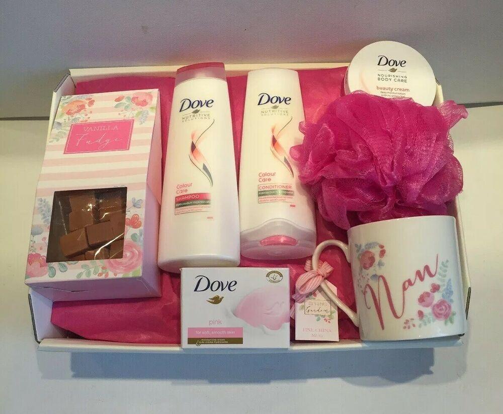 Mothers Day Birthday Gift Basket Hamper For Her Ladies Gift Idea Wife Mum Sister Ebay Gift Baskets For Women Birthday Basket Birthday Gift Baskets