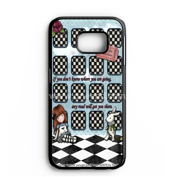 Alice And Wonderland Party Samsung Galaxy Note 7 Case | aneend