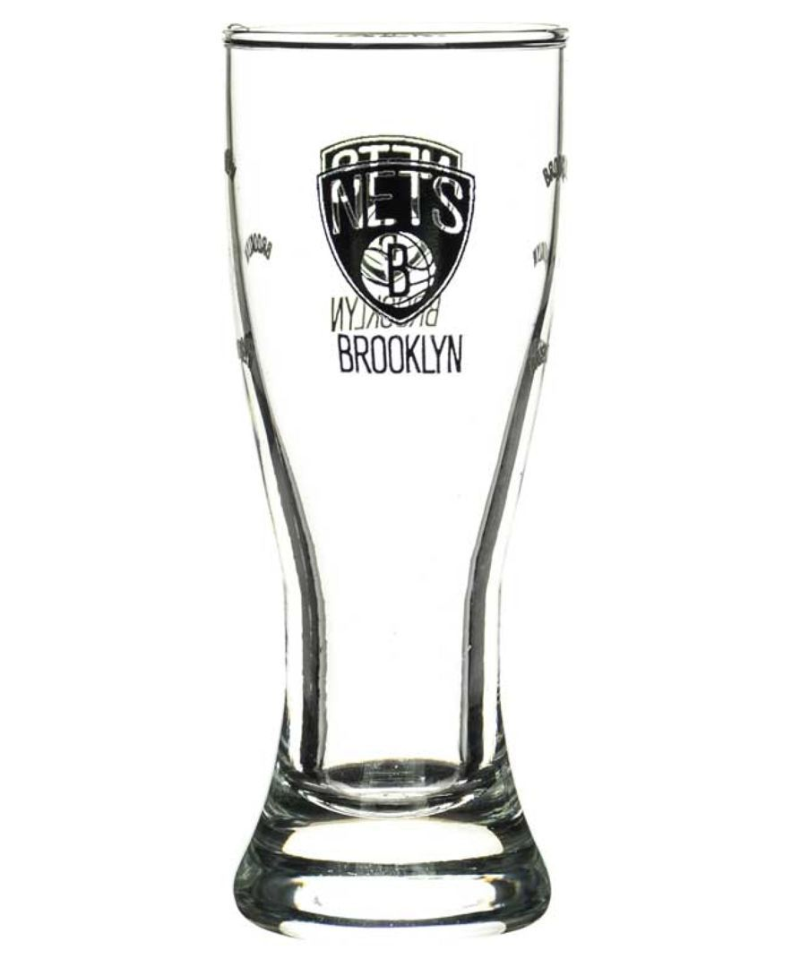 Duck House Seattle Seahawks Crystal Pilsner Glass