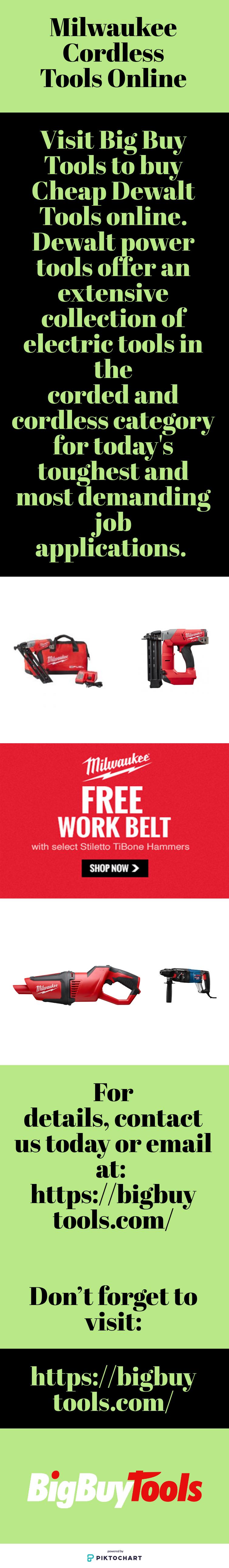 Visit Big Buy Tools to Cheap Dewalt Tools online Dewalt power