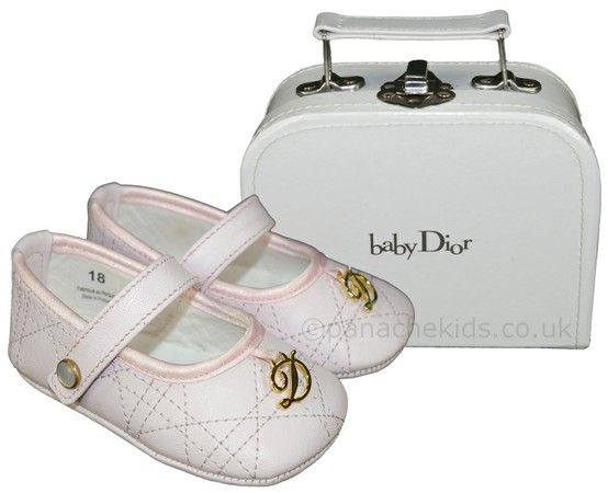 Baby girl shoes, Baby dior, Baby bling