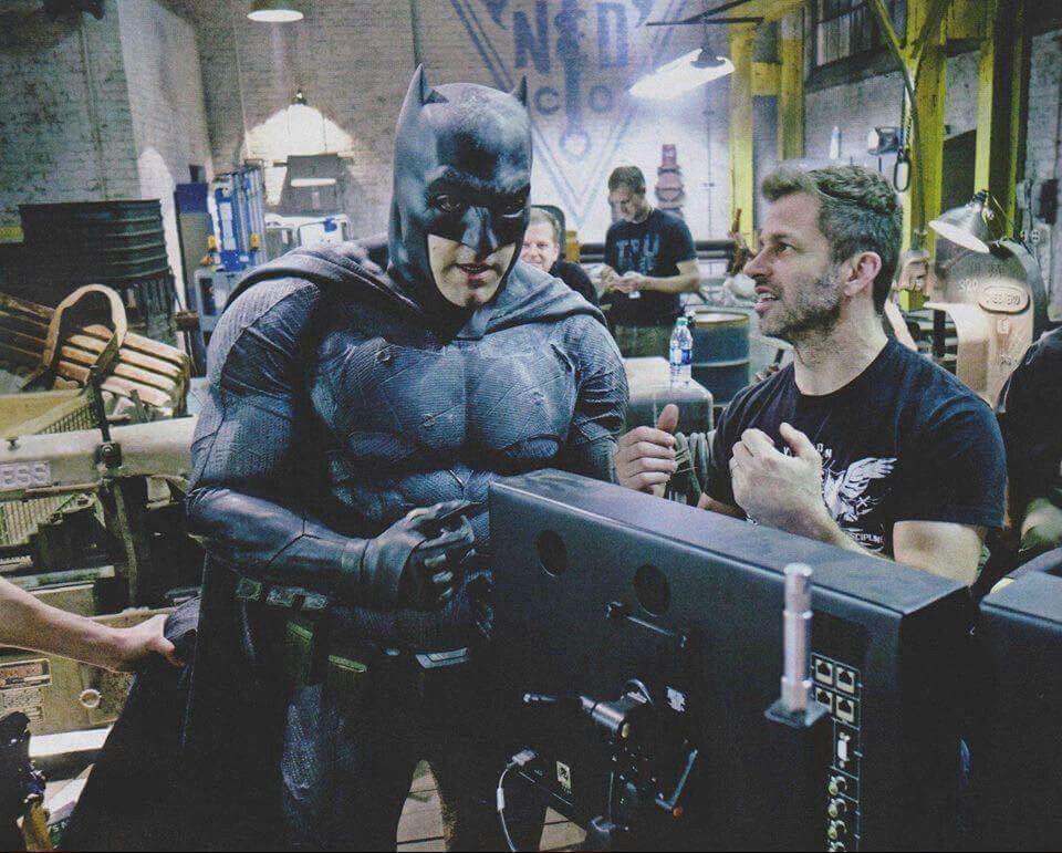 Batman ... Superman ... Rex Luther