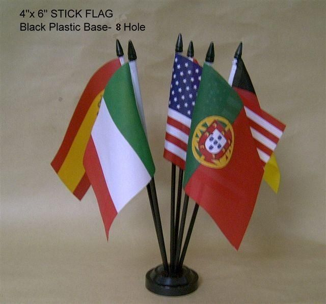 Flag Sets of 21 Spanish Speaking Countries from $21.00