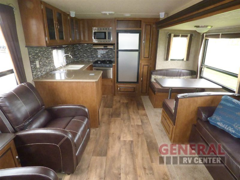 New 2016 Forest River RV Wildwood 27RKSS Travel Trailer at General RV | Birch Run, MI | #128424