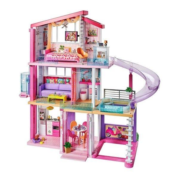 Barbie Sitesi Ruya Evi 2020 Barbie Ev Barbie Bebek Mobilyasi
