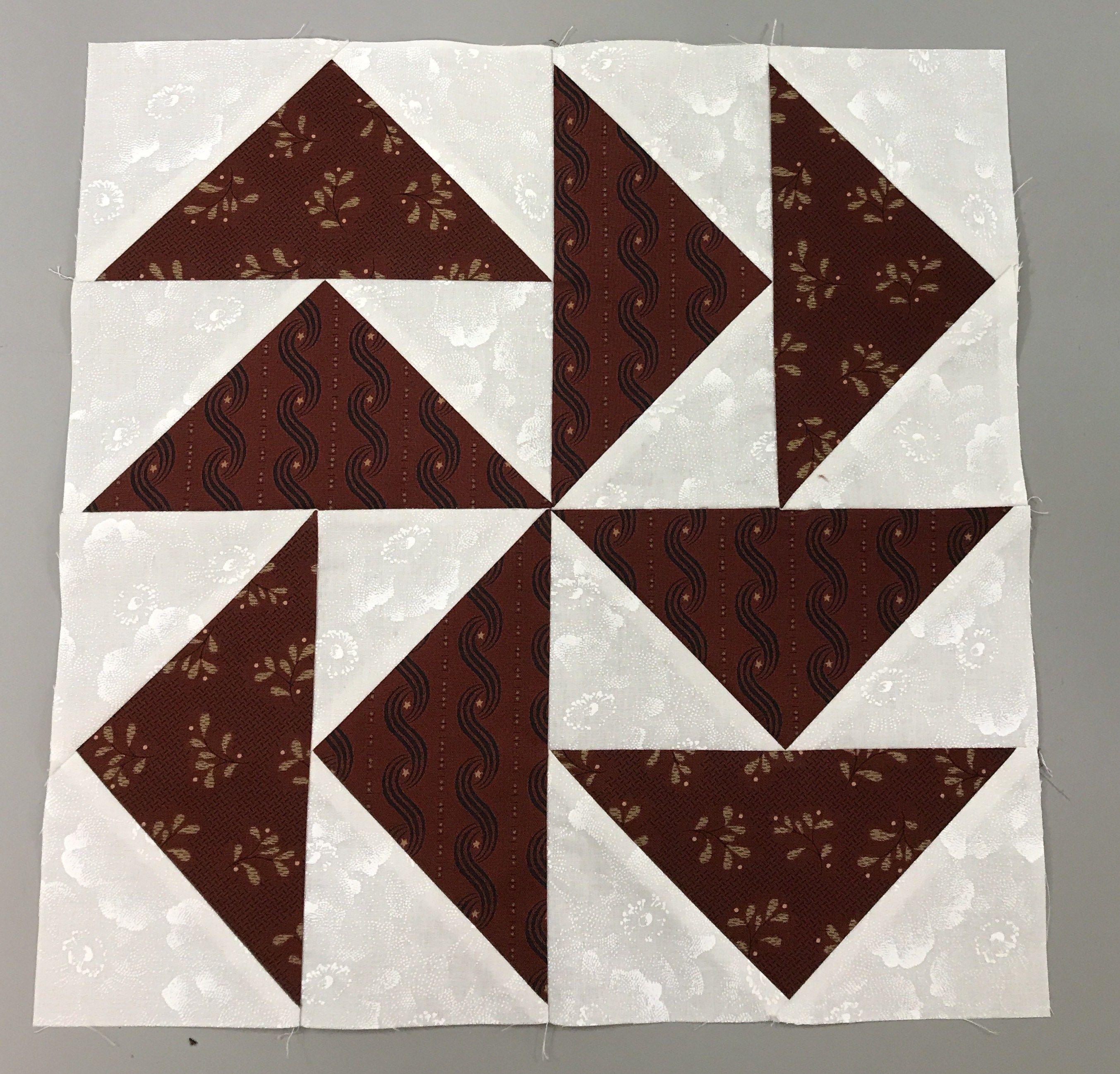 BlockBuster 3 – Flying Dutchman | Tuckerized Quilts and Blocks ... : flying dutchman quilt pattern - Adamdwight.com