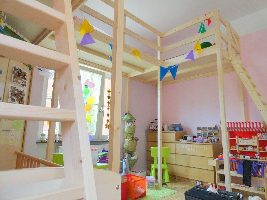 Etagenbett Holz Berlin : Vollholz hochbetten maßgefertigt aus berlin hochetagen